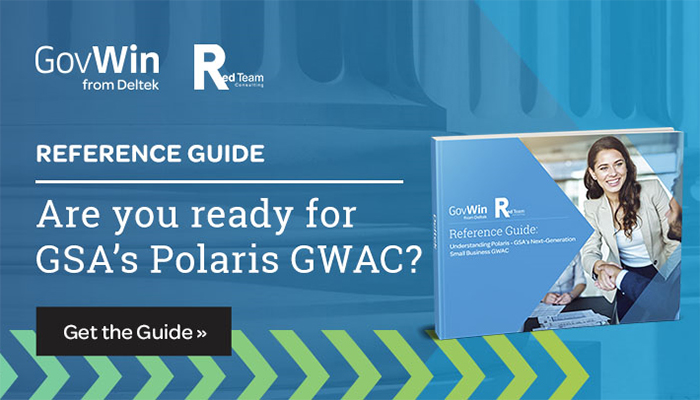 Reference Guide: Understading Polaris - GSA's Next Generation Small Business GWAC