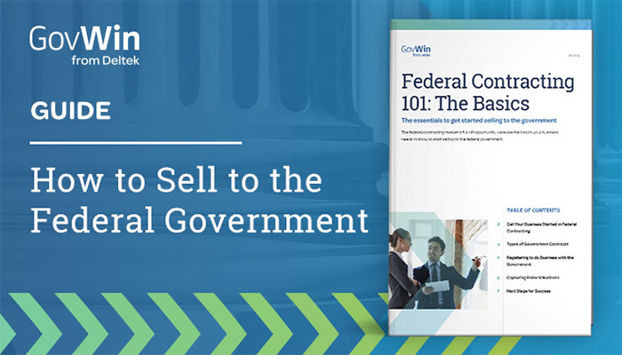 Guide: Federal Government Contracting 101