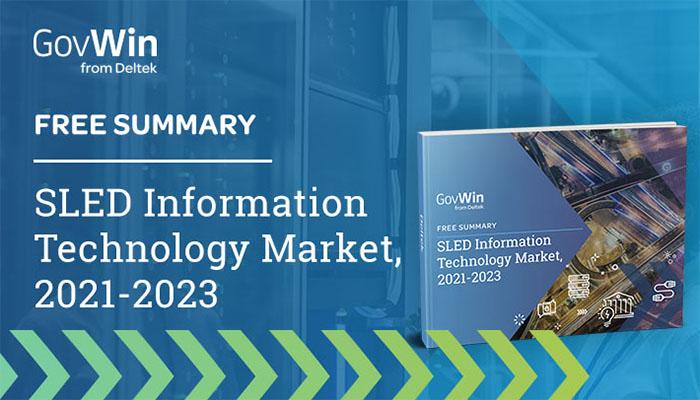 Report: SLED Information Technology Market, 2021-2023