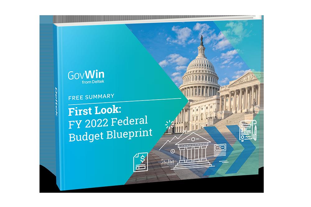 First Look: FY 2022 Budget Blueprint