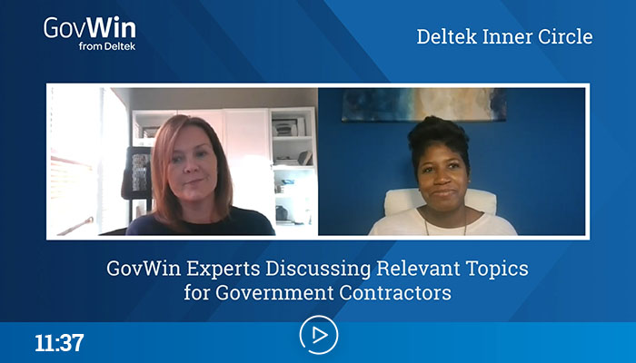 Watch: Join Deltek's Inner Circle - Episode #2
