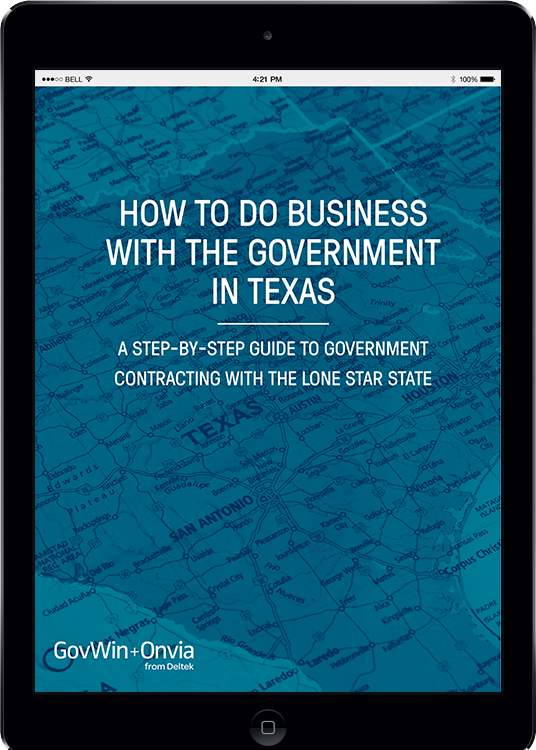 Doing Business with the State of Texas