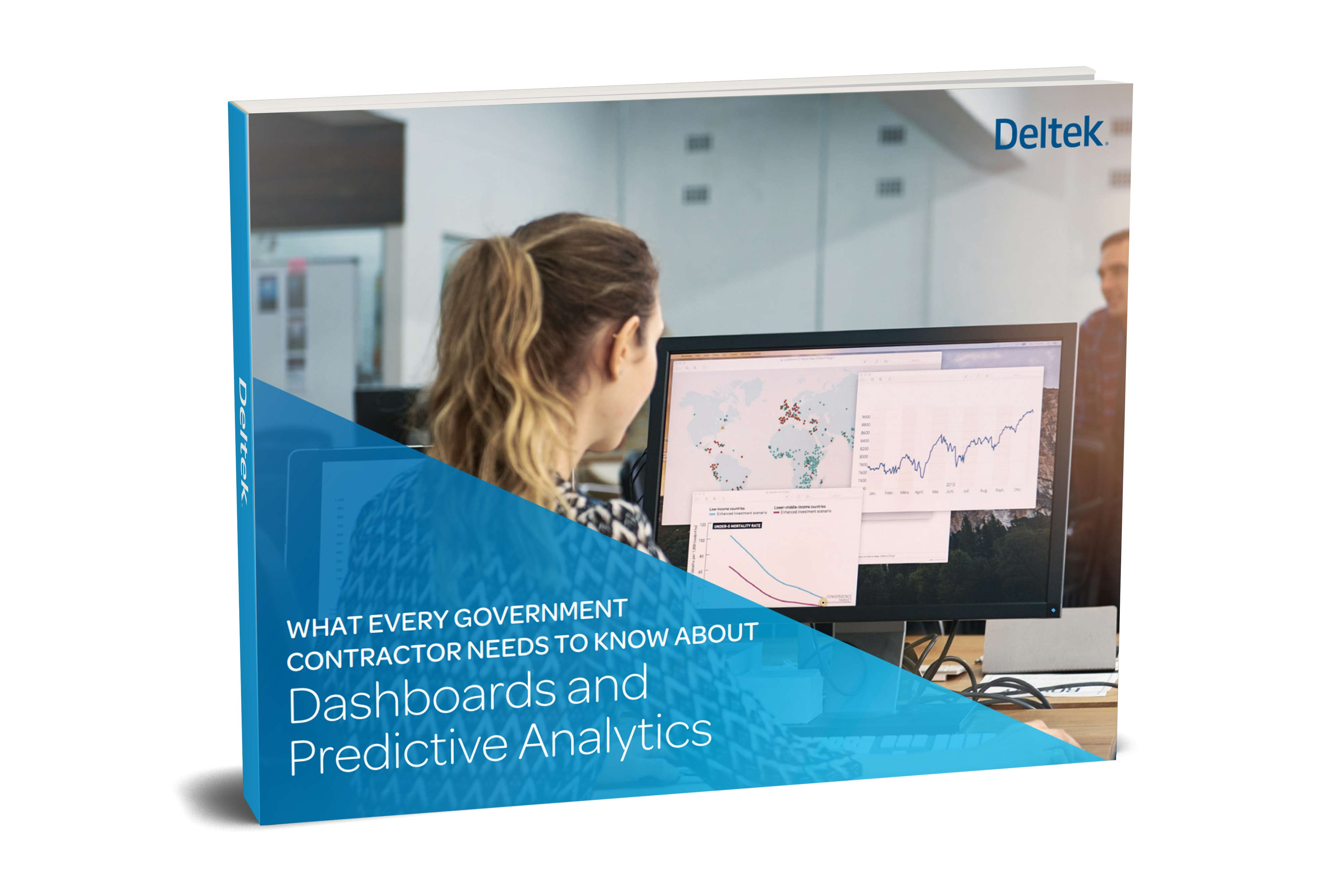 Dashboard and Analytics for Government Contractors