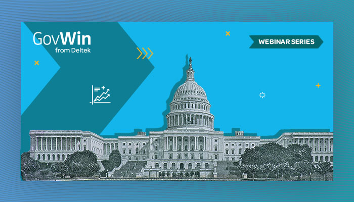 Watch: Grow your federal business with GovWin's FY 2022 Top Opportunities webinars