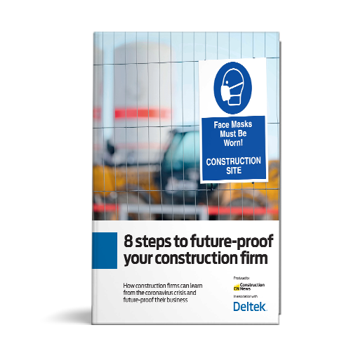 8 Steps to Future-Proof Your Construction Firm