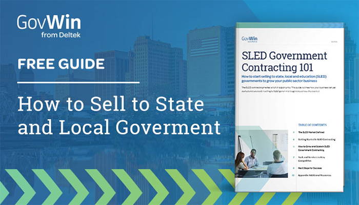 Guide: SLED Government Contracting 101