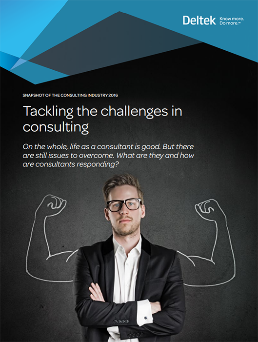 Download the 2016 Snapshot of the UK Consulting Industry